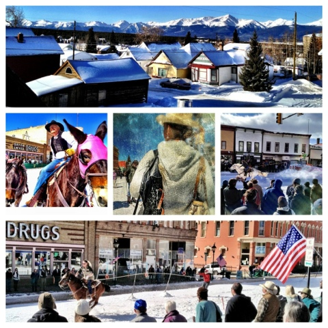 Colorado Ski Joring